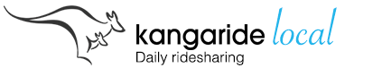 Kangaride Logo